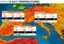 Ola de calor de esta semana en Europa, anticipo por crisis climática