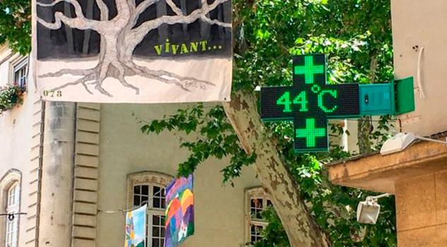 Ola de calor en Europa deja dos muertos en España y temperatura histórica en Francia