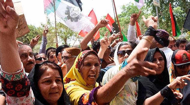 Pakistán detiene al expresidente Zardari por corrupción