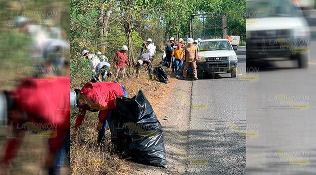 Población, empresas y autoridades suman esfuerzos en Álamo