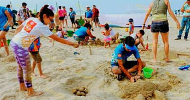 Promueven en niños de Tuxpan cultura de protección a tortugas