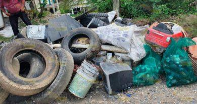 Recolectan hasta 8 toneladas de desechos por jornada en Tihuatlán