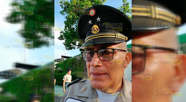 Reprueban aspirantes a Guardia Nacional en la zona Tuxpan