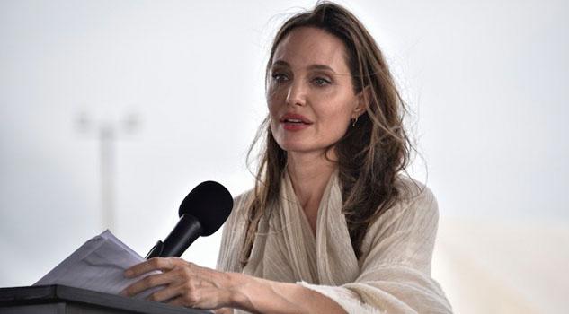 Rumores de anorexia persiguen a Angelina Jolie