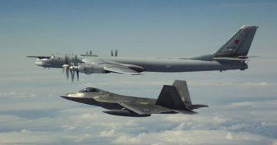 Rusia intercepta avión de E.U.A. sobre el Mediterráneo