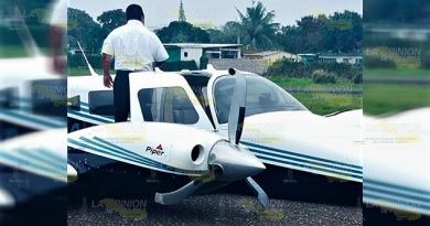 """Se cumplen 3 años del """"avionazo"""" en el aeropuerto de Tuxpan"""