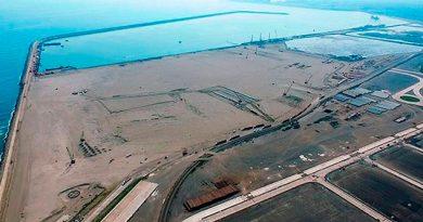 Sin dinero para continuar los trabajos de ampliación del puerto de Veracruz