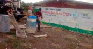 Tras 32 años, primaria de Poza Rica por fin tendrá su domo