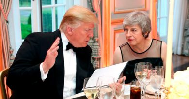 "Trump: tras Brexit, acuerdo ""fenomenal"""