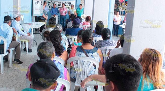 Un éxito campañas de salud visual en Álamo