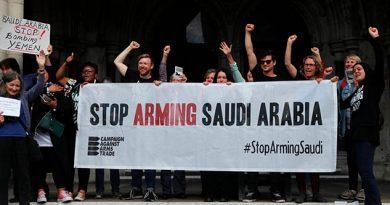 Un tribunal británico declara ilegal la venta de armas a Arabia Saudí