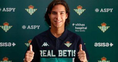 Diego Lainez es nominado para premio Golden Boy