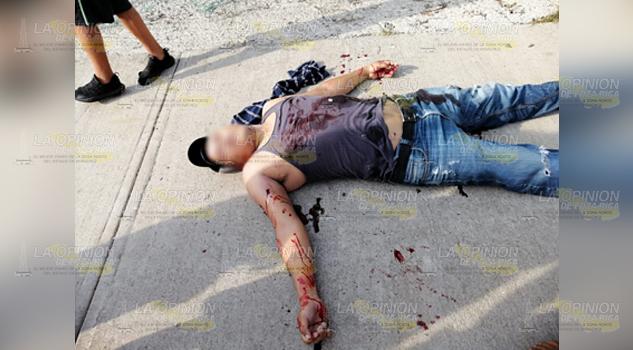 Los persiguen y ejecutan en Tuxpan
