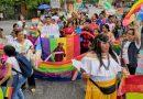 Marcha la comunidad LGBT