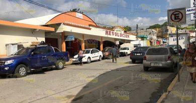 Al alza venta de carne congelada en Tihuatlán