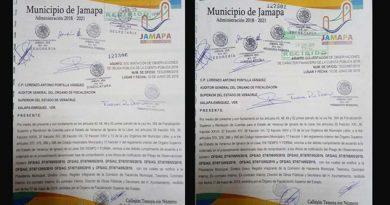 Alcaldesa de Jamapa niega irregularidades financieras