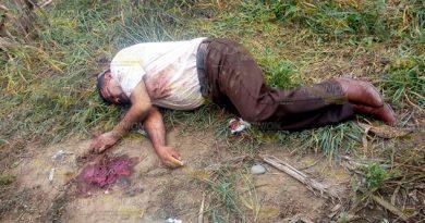 Asesinan a comprador de ganado en el camino hacia Chicualoque