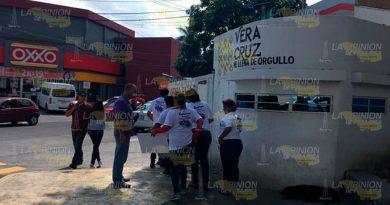 Buscan a personas desaparecidas al interior del penal de Poza Rica