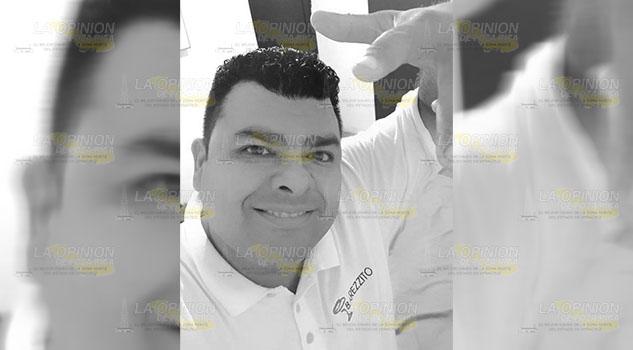 Consternación en Poza Rica por muerte de Cristian Lara