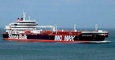 Crecen tensiones entre Gran Bretaña e Irán tras captura de buque británico