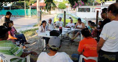 Demandan un drenaje pluvial en la colonia Lázaro Cárdenas