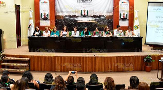 Derechos Sexuales y Reproductivos de las Mujeres, tema pendiente en Veracruz