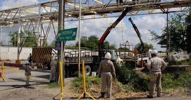 Desmantelan líneas del CPG en Poza Rica