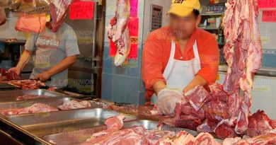 Detectan clembuterol en carne de res en Huachinango