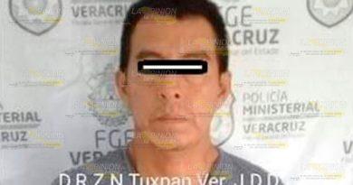 Detenido por espiar a su vecina en Papantla