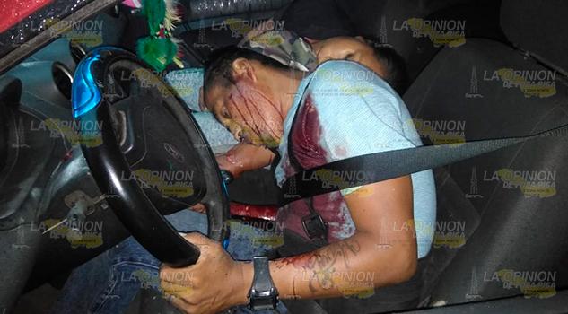 Ejecutados sobre la carretera Pachuca - Tuxpan