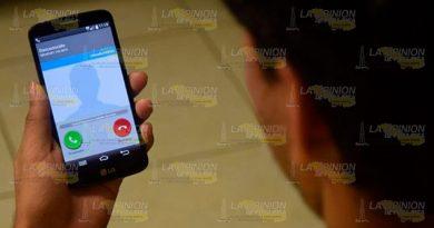 El crimen extorsiona vía en redes sociales