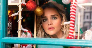 Emilia Clarke, de 'Madre de Dragones' a elfo navideño en su próxima película