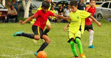 Empieza cuenta regresiva para el Torneo de Futbol de los Barrios Infantil