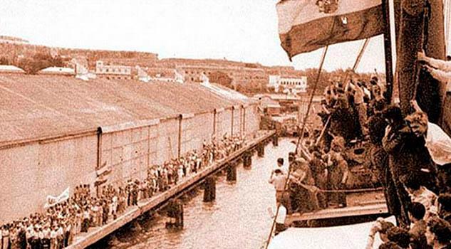 Exponen fotografías antiguas de Veracruz