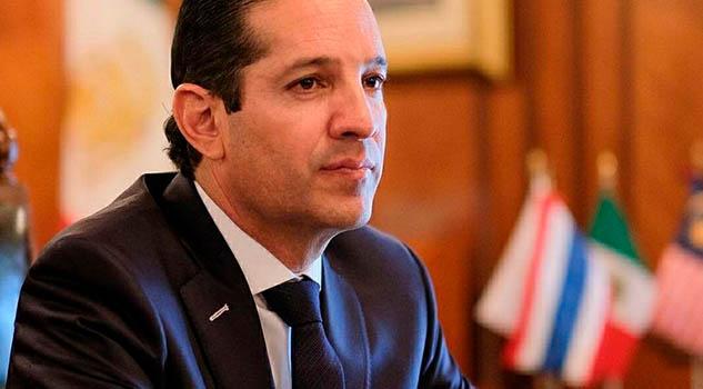 Gobernador de Querétaro denuncia intentos de extorsión por caso Collado