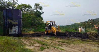 Graves daños al medio ambiente en inmediaciones de Cerro Azul y Tancoco