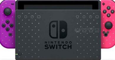 Japón tendrá un nuevo Nintendo Switch inspirado en Disney