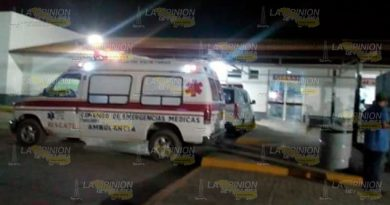 Joven motociclista de Tamalinillo resulta gravemente lesionado