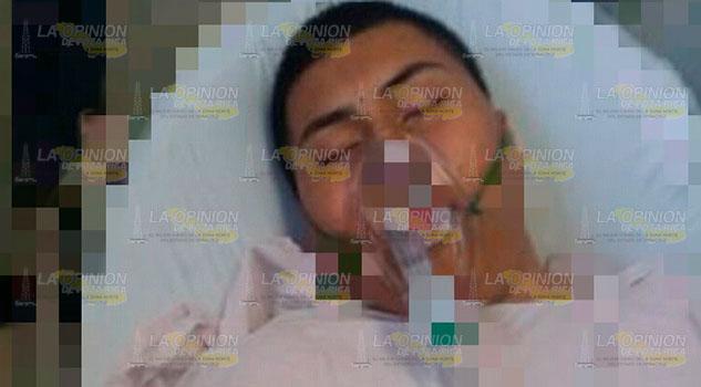 Lo encuentran tirado e inconsciente, ingresa grave al hospital