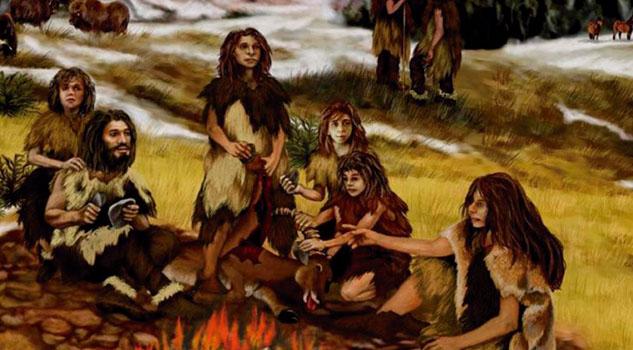 Los neandertales inventaron el pegamento
