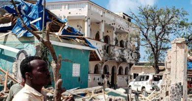 Mueren 26 personas en un ataque a un hotel en Somalia