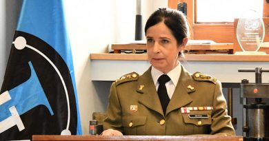 Nombran a la primera general de las FF.AA. de España