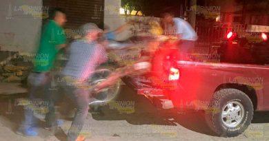 PM de la PGJE recuperó motocicleta robada en Platón Sánchez