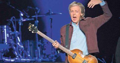 Paul McCartney incursiona en teatro