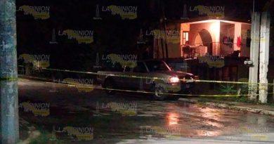 Persecución arroja un muerto en el Higo, Veracruz