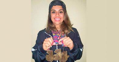 Pesista veracruzana se declara lista para sus primeros Juegos Panamericanos