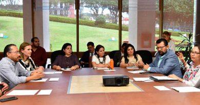 Reconocen diputados esfuerzo de la UV a favor del desarrollo sostenible