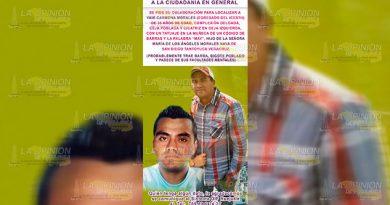 Reportan joven desaparecido, es de San Diego, Tantoyuca