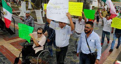 Simularon pagos a Policía Intermunicipal de Poza Rica, Tihuatlán y Cazones