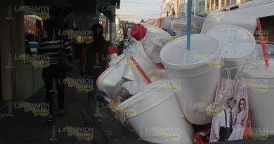 Sin trabajo en empresas de Veracruz, por evitar plástico